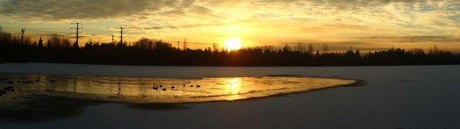 Lake Frozen